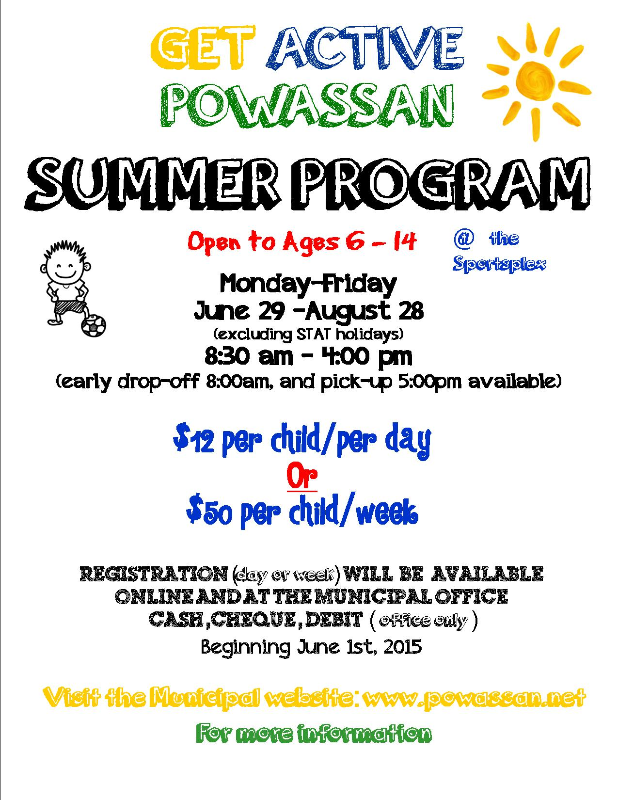 GAP Summer Program 2015
