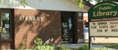Powassan & District Union Public Library
